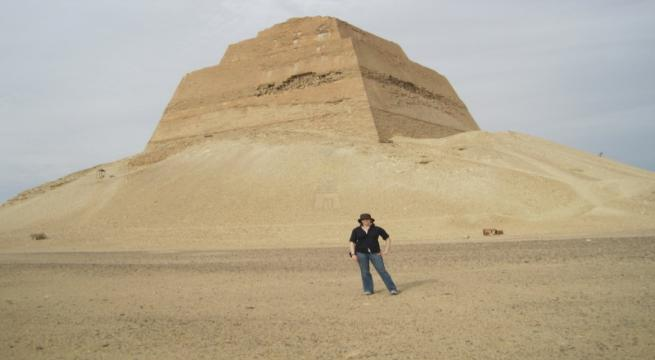 Day Trip to Fayoum Pyramids from Cairo