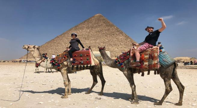 5 days pyramides of Giza and sphinxes , Cairo