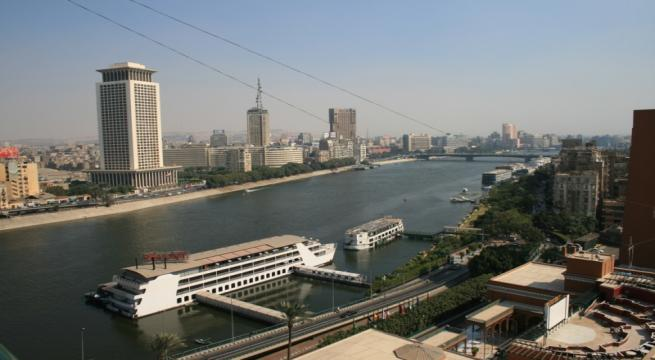Nile Cristal Dinner Cruise in Cairo
